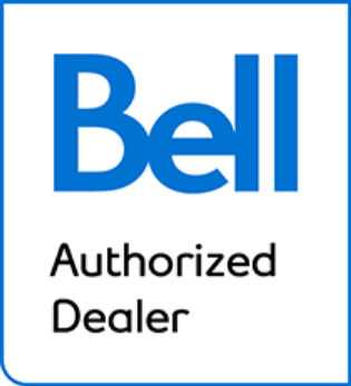 bell authorized dealer - badge
